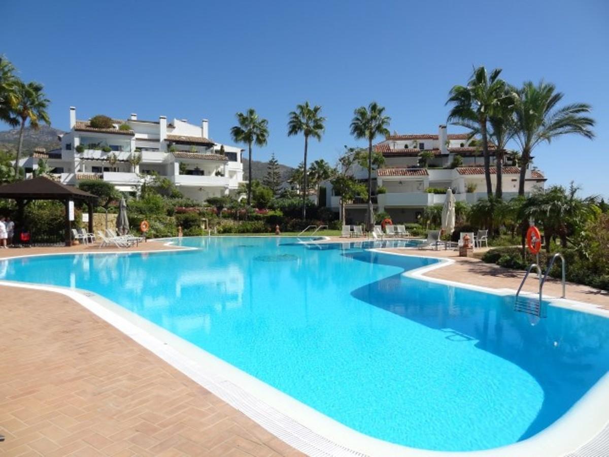 Magnificent apartment in Sierra Blanca Marbella