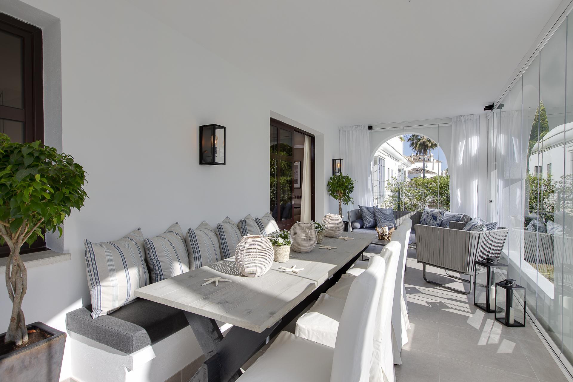 Great apartment in Nueva Andalucia
