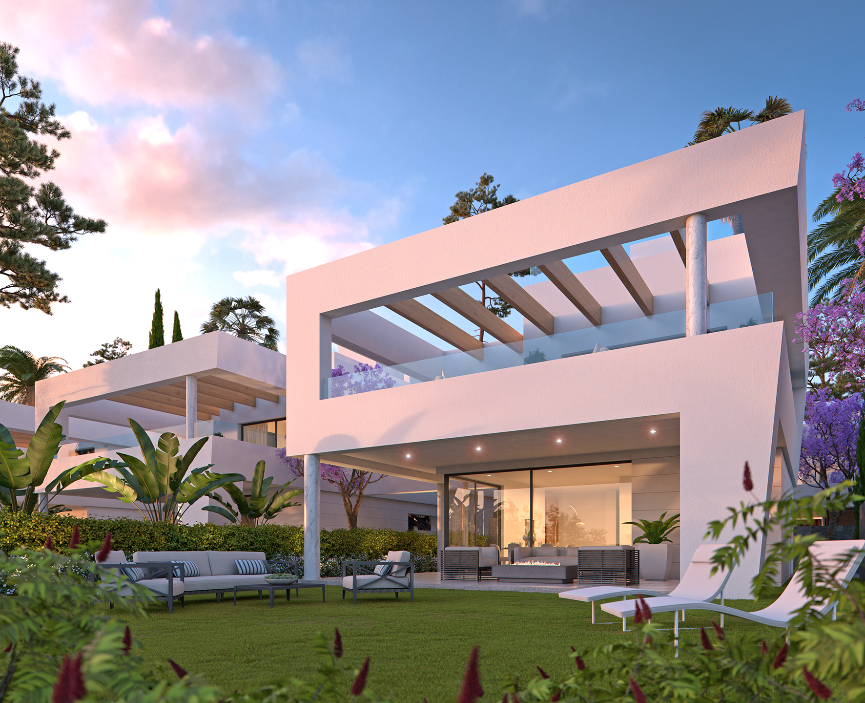 Luxury modern homes in San Pedro de Alcantara