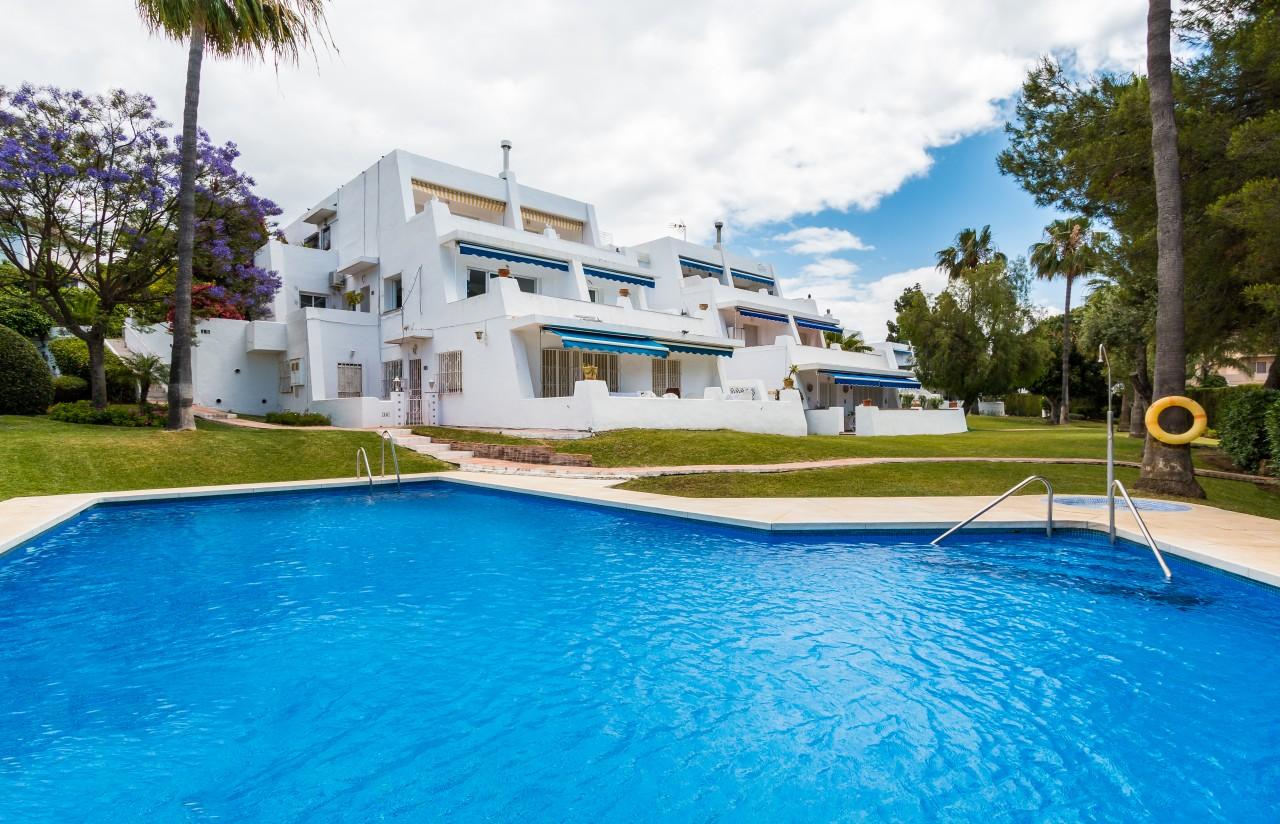 Fantastic apartment in Nueva Andalucia