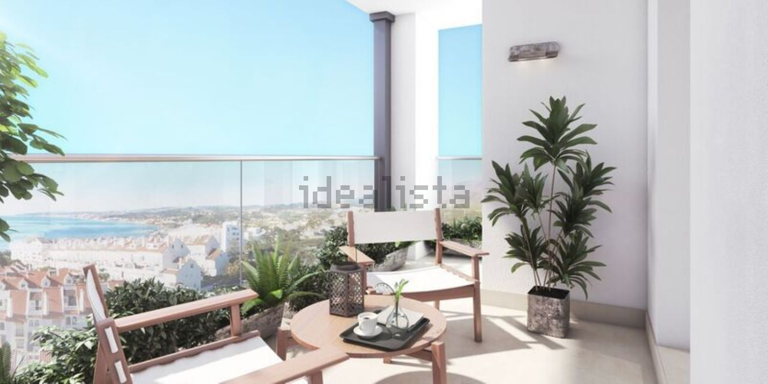 Modern apartments in Estepona