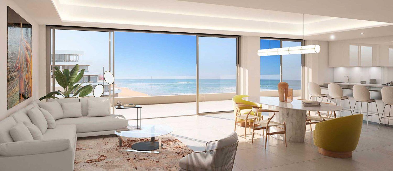 Luxury apartments in Torremolinos