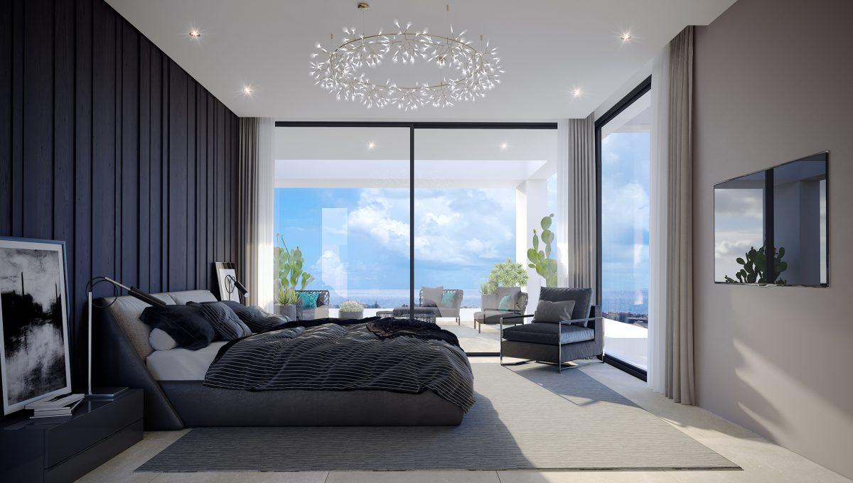 The View - Bedroom - JPG