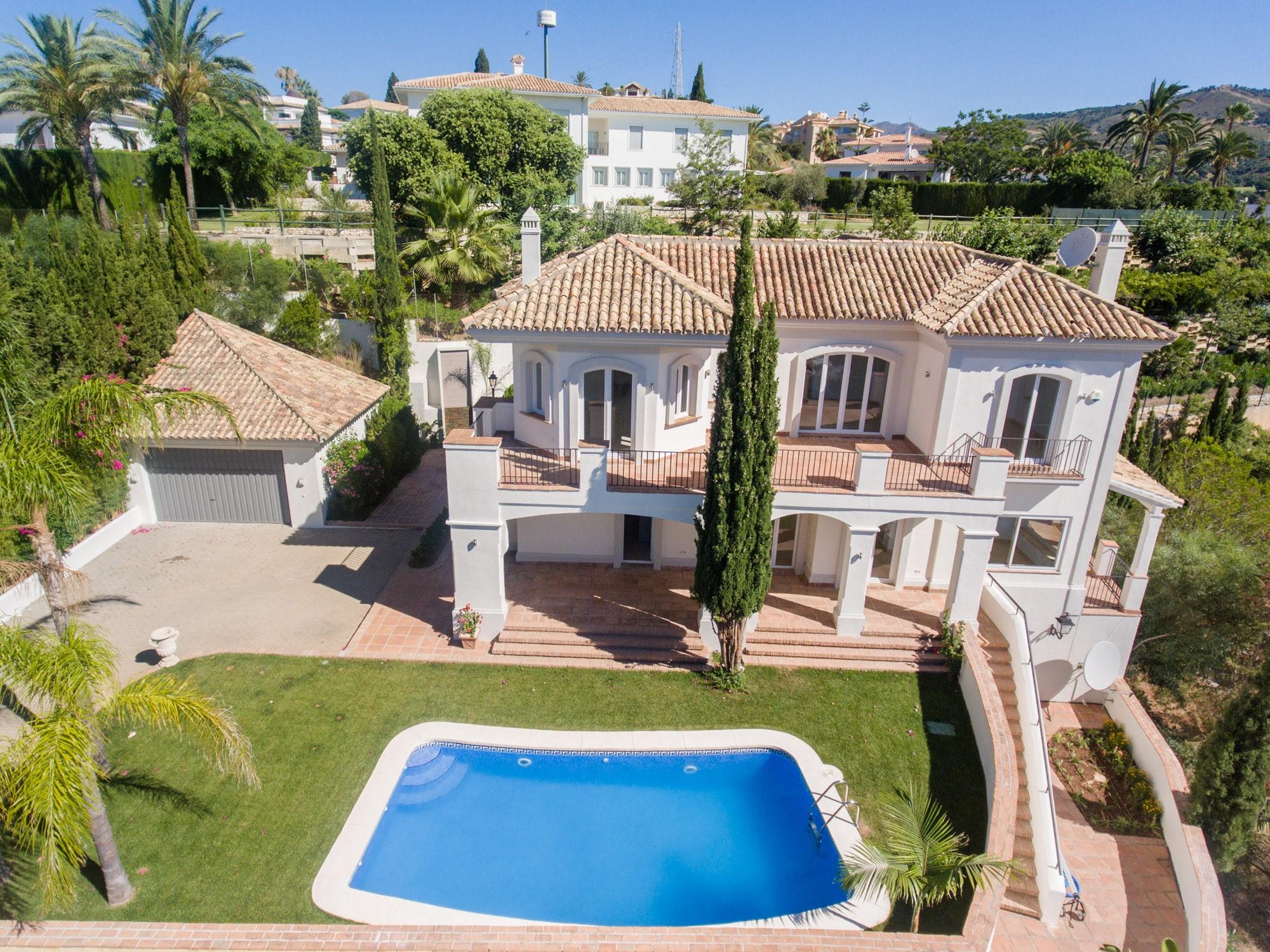 Magnificent Villa in Elviria Marbella