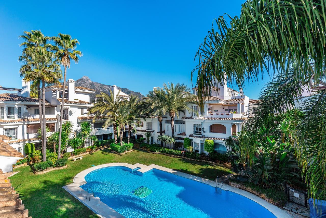 Best location apartment in Nueva Andalucia