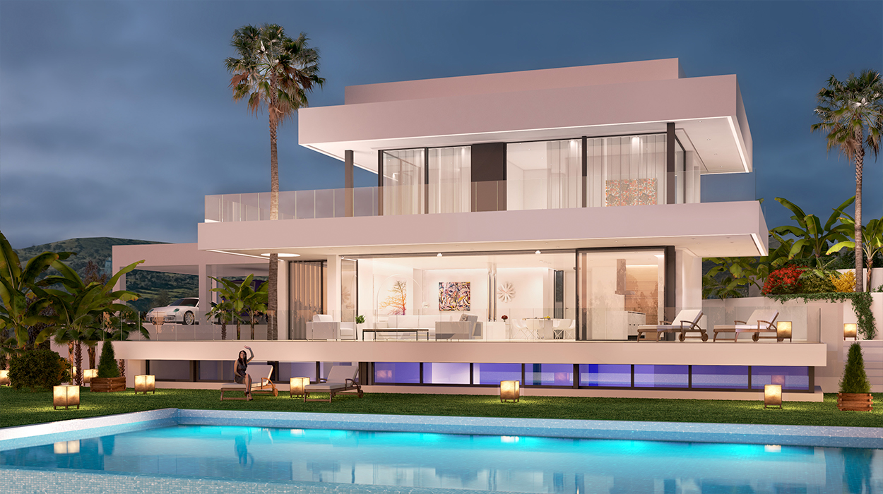 Stunning Villa in Nueva Andalucia