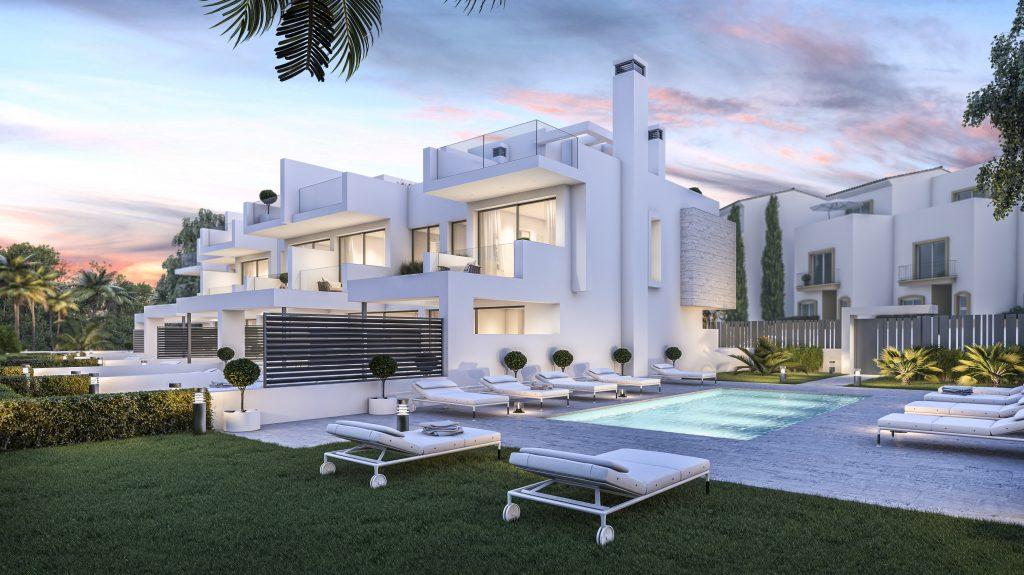 Just 50m from the beach luxury Villa