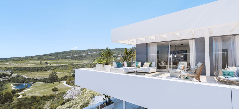 Residencial complex in Estepona