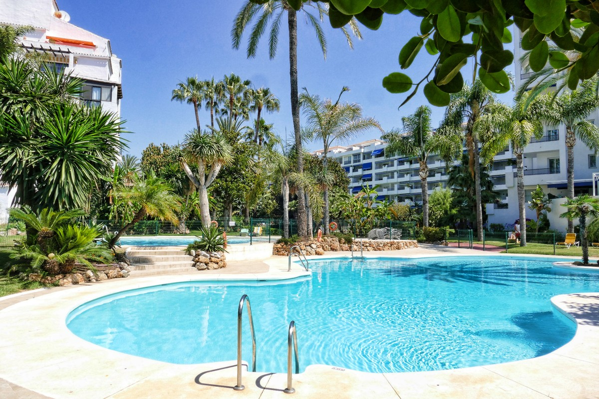 Great apartment in the heart of Puerto Banus