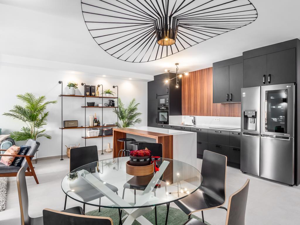 Amazing  Scandinavian style apartment in Puerto Banus