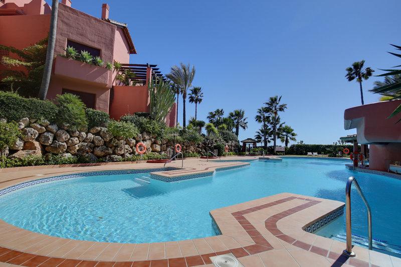 Beautiful apartment in Estepona