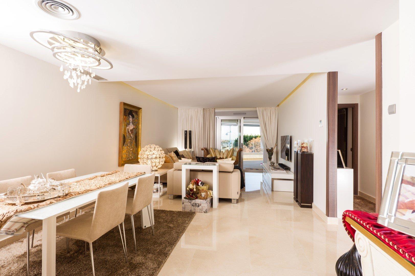 exceptional apartment in san pedro de alcantara