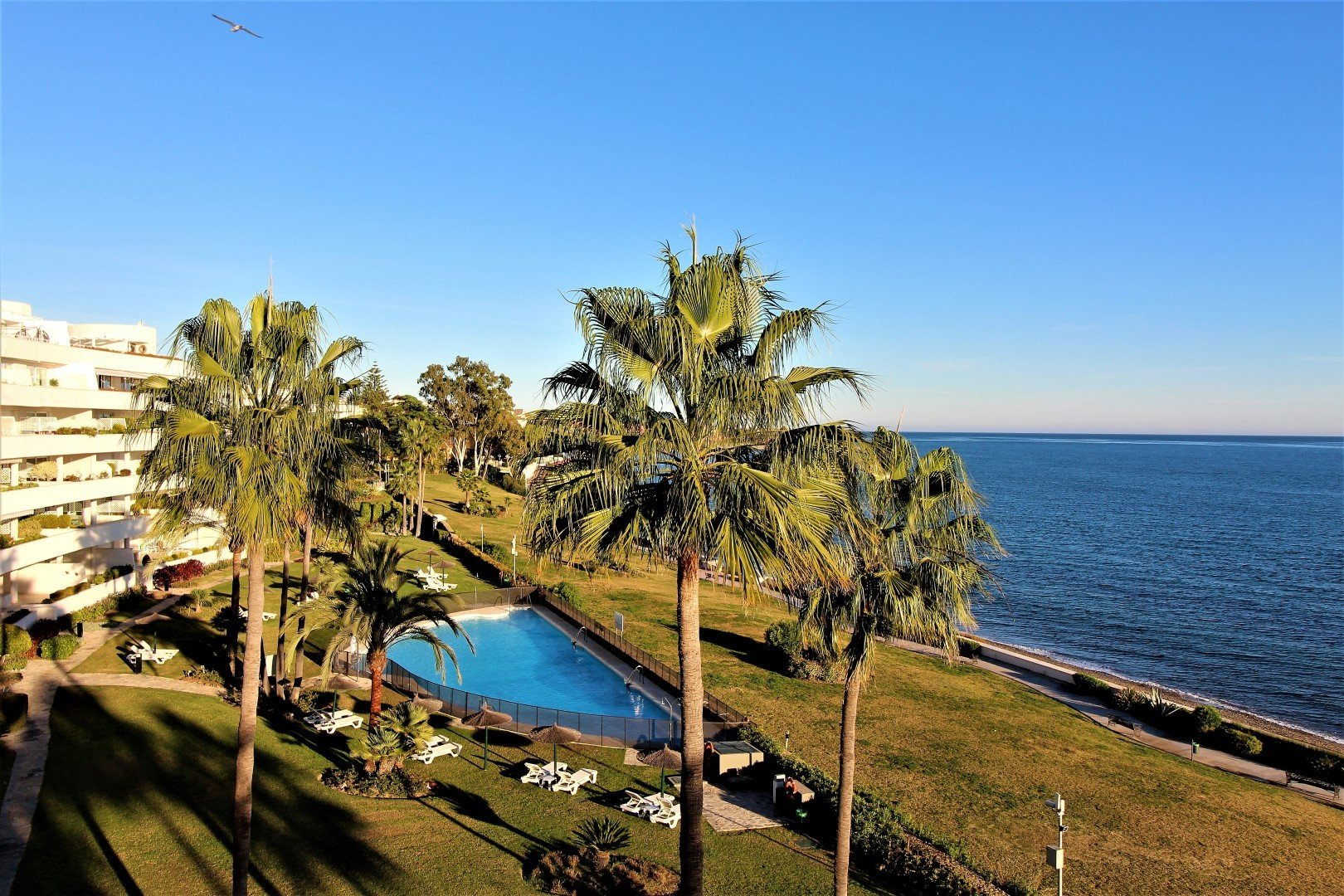 Inmaculate apartment in the beach Estepona