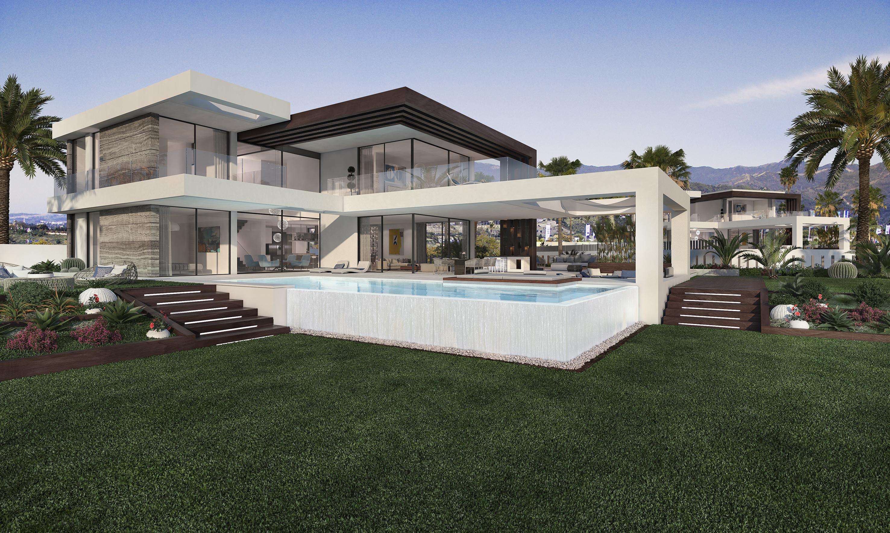 Your dream villa in the best location Cancelada New Golden Mile