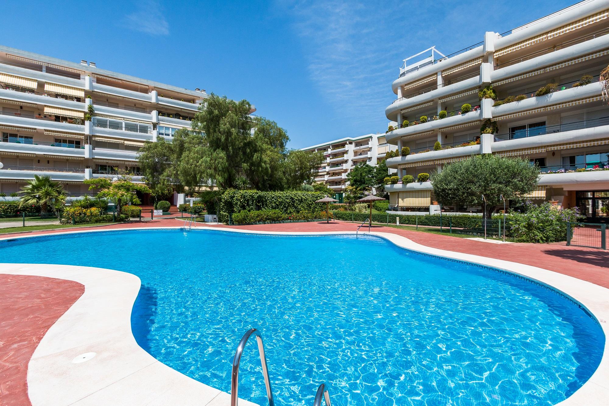 Fantastic apartment in the golf of Guadalmina