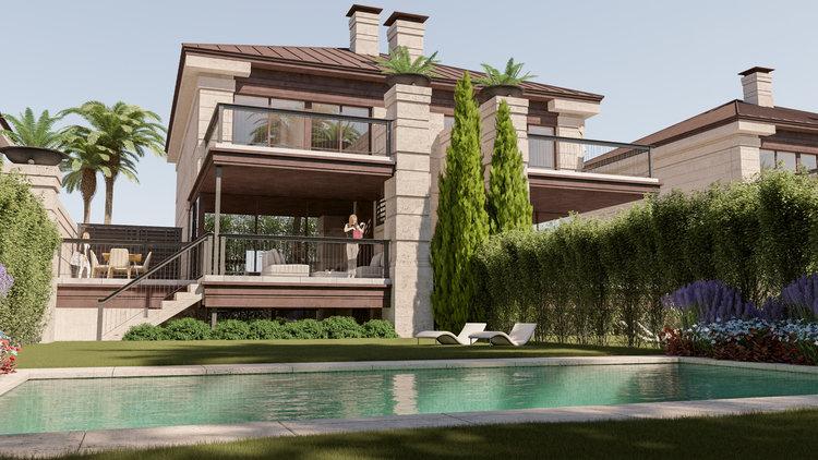 Magnificent location for your dream villa in Marbella