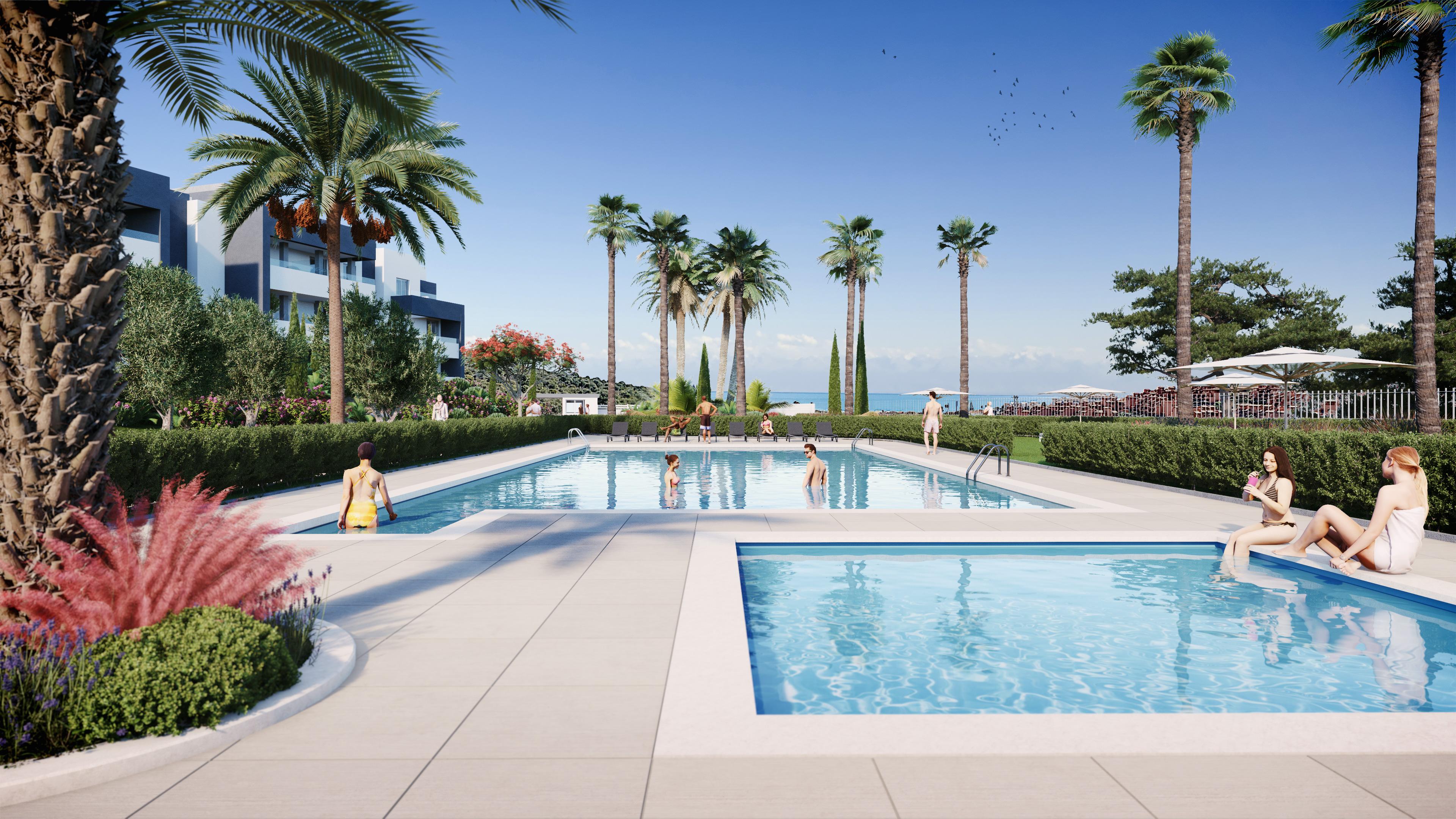 Luxury homes in Estepona
