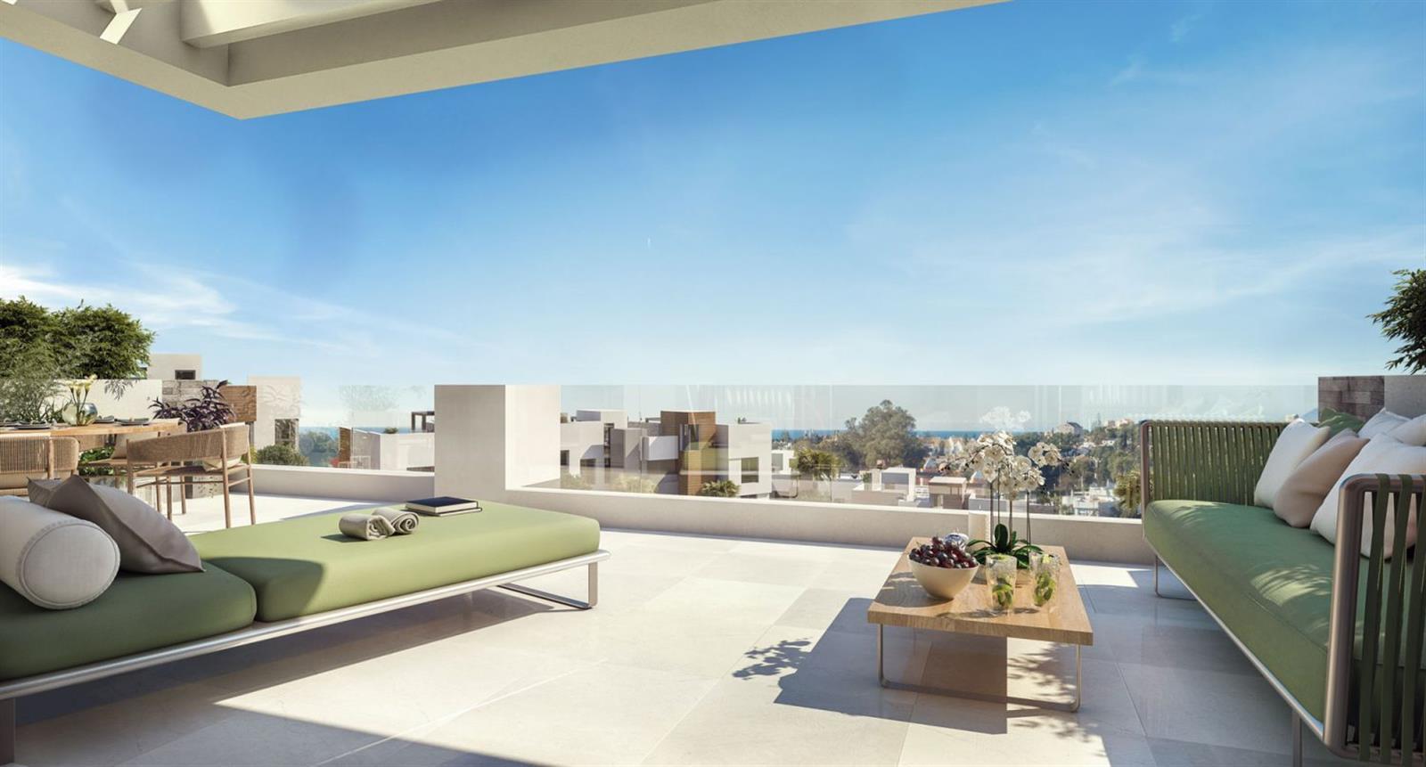 Idyllic apartment in Cabopino Marbella