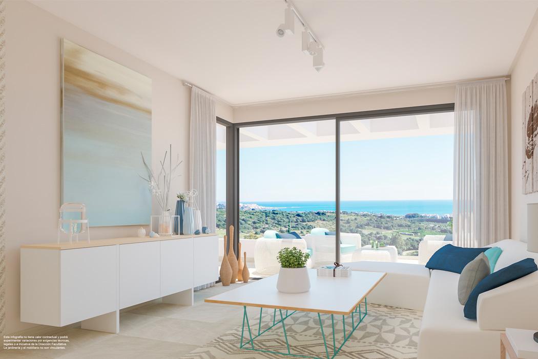 Magnificent New development in Estepona Golf