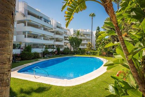 Excellent apartment in Marbella