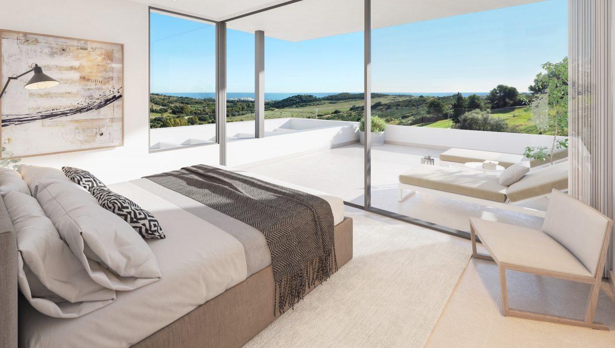RENDER - INTERIOR -MAIN BEDROOM - DORMITORIO PRINCIPAL-min