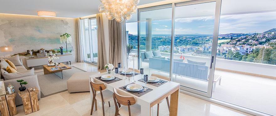 Amazing apartments in golf of Arqueros